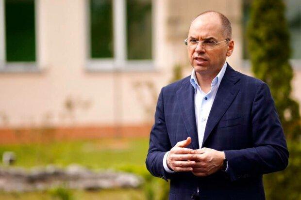 Максим Степанов - фото зі сторінки міністра у Фейсбук