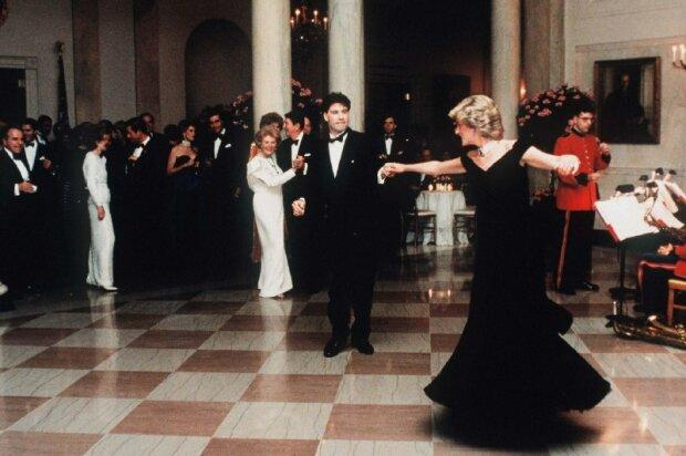 Траволта вспомнил лучший танец с принцессой Дианой: волнительное мгновение