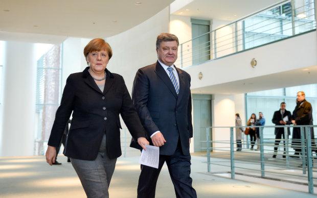 Меркель собралась на свидание с Порошенко: детали будущей встречи