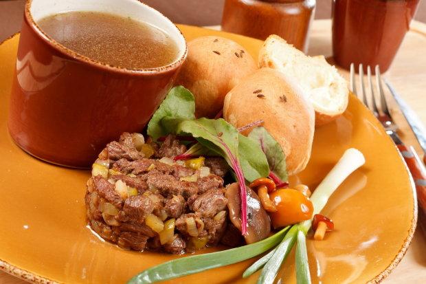 Потравка — традиционное блюдо Речи Посполитой