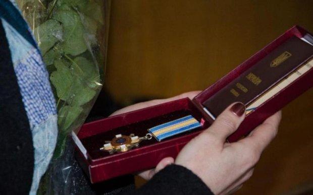 Героїзм пересічного українця відзначать орденом