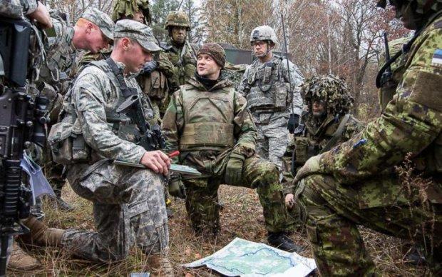 Крупнейшие учения Украины и НАТО стартовали на границе с Россией