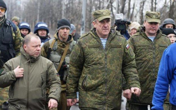 Держдеп вимагає, щоб Росія повернула офіцерів на Донбас