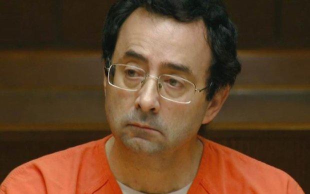 Лікар збірної США зі спортивної гімнастики отримає довічний тюремний термін