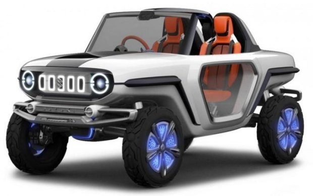 Suzuki показала машину будущего