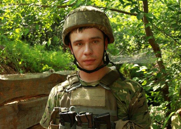 сержант Роман, фото с Facebook ООС
