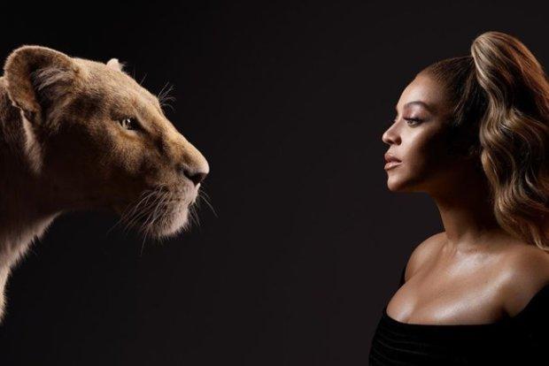 Бейонсе озвучила львицу Налу