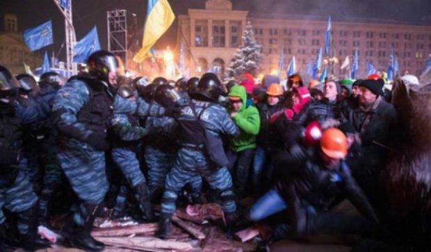 Заарештували беркутівця, причетного до розстрілів Майдану