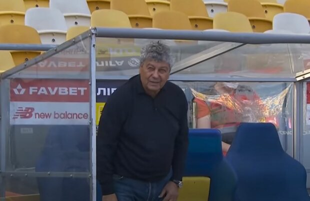 Мірча Луческу, скріншот: YouTube