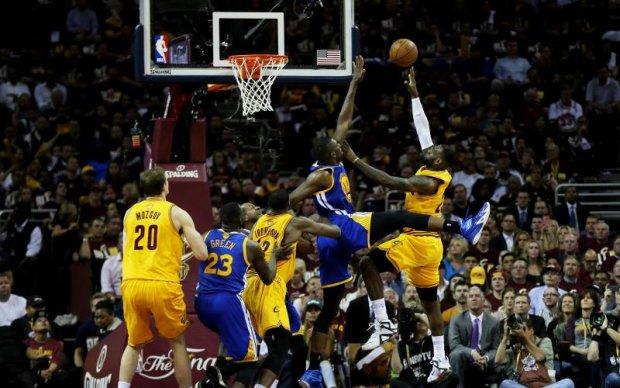 Голден Стэйт - Кливленд: Расписание и результаты матчей финала НБА