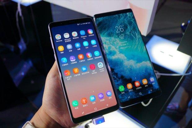 Samsung Galaxy A50, A30 и A10: раскрыты характеристики новых бюджетников