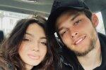 Катя Вандіна та Данило Сухоручко, фото: Instagram
