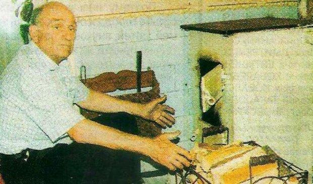 Чернігівський пенсіонер змайстрував котел, що працює без газу
