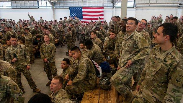 США вводят войска в Польшу: тысячи морпехов готовы перейти границу
