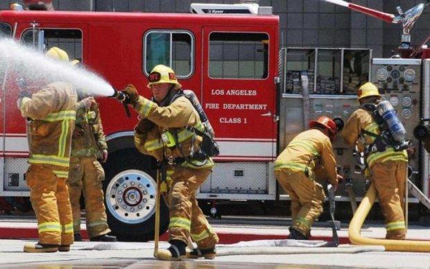 На конференции Google вспыхнул пожар: есть пострадавшие