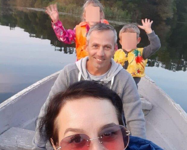 Публікація Оксани Солдатенко: Facebook