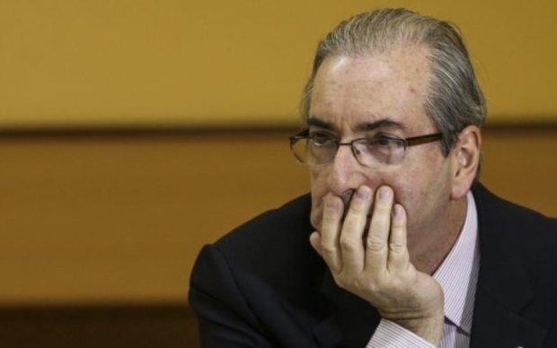 """Главный """"враг"""" экс-президента Бразилии сел на 15 лет за коррупцию"""