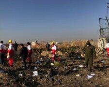 Авиакатастрофа самолета МАУ в Иране, фото: REUTERS