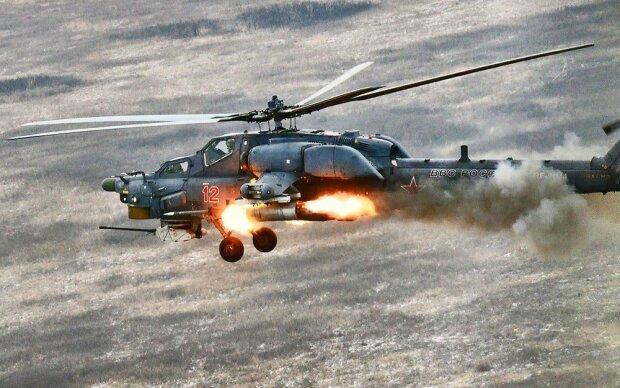 Военный вертолет разбился из-за тумана: все погибли