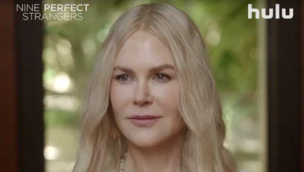 Николь Кидман, скриншот из видео