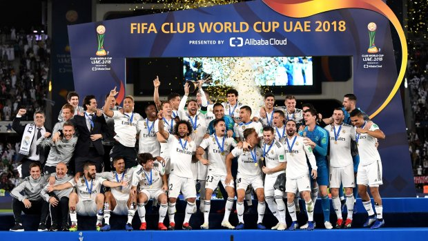 Представлен новый формат Клубного чемпионата мира по футболу: в шоке все