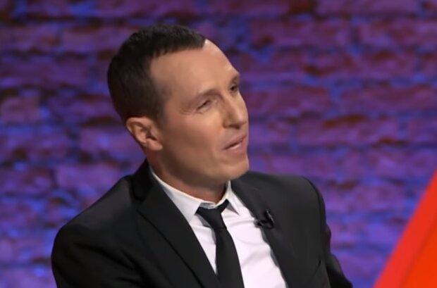 Ігор Верник, скрін з відео