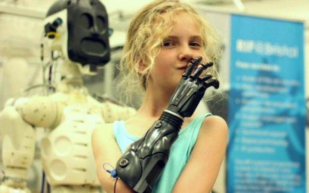 Роборука буде управлятися силою думки