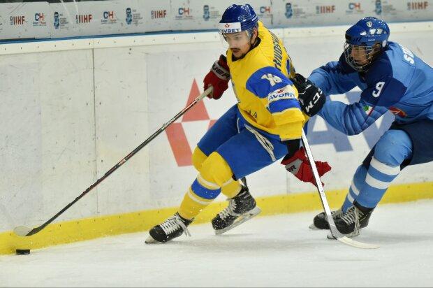 Молодіжна збірна України з хокею, фото Zik.ua