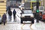 Громадський транспорт, скріншот з відео