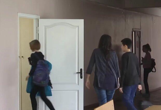 Школярі, кадр з відео