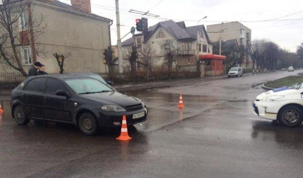 Неработающий светофор отправил киевлянку в реанимацию