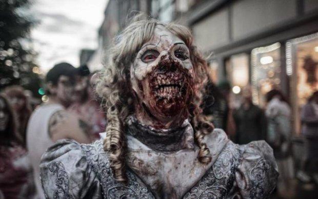 Зомбі-вірус атакував Великобританію