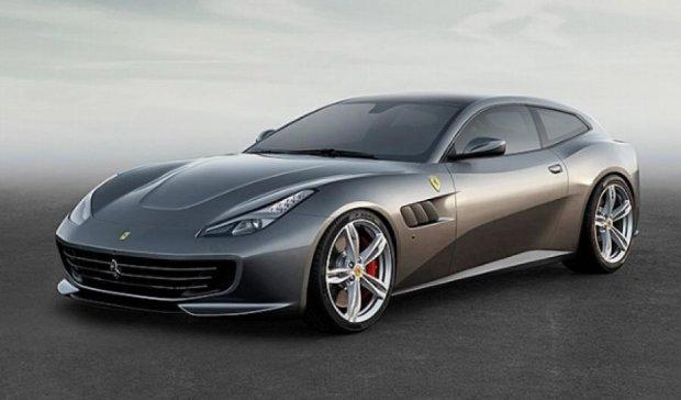 Ferrari представила замену для FF