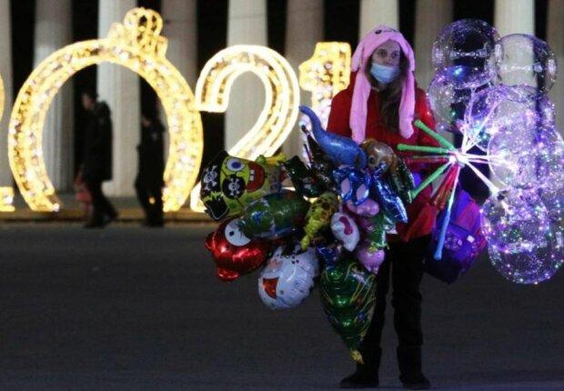 Новый год 2021, фото: Unian