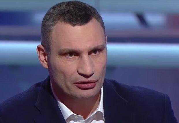 Виталий Кличко, скрин, видео YouTube