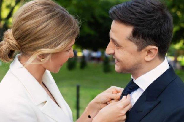 Інавгурація Зеленського: чому дружина президента так засмутилася