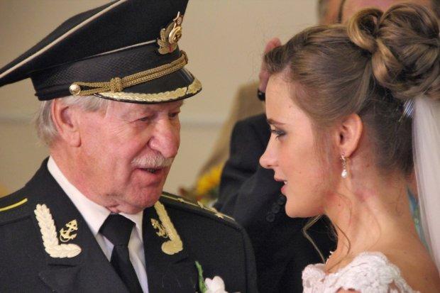 Иван Краско с женой Натальей