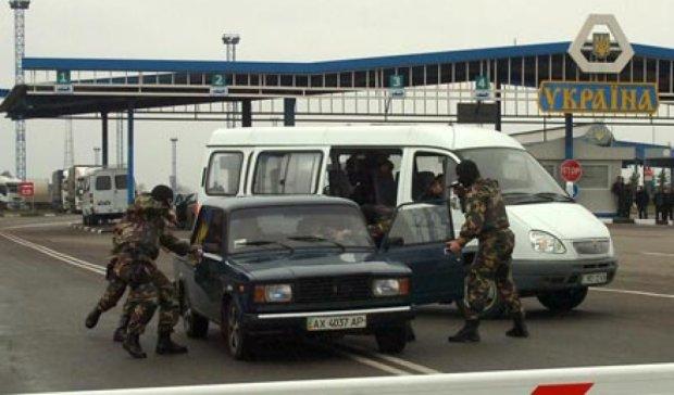 Террорист заблудился и выехал на украинский блокпост