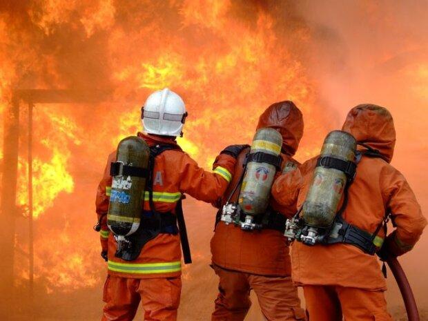 """""""Спекотні вихідні"""": Прикарпаття охопили пожежі, рятувальники збиваються з ніг"""
