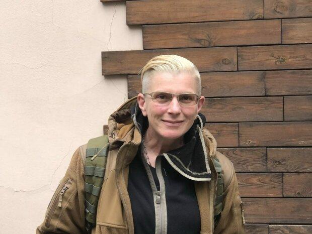 """Юлія Паєвська """"Тайра"""", фото: armyinform.com.ua"""