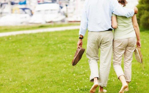 Медики призывают ходить босиком