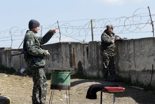 Неприступная крепость: журналисты показали секретную базу ВСУ