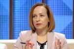 Марина Лазебная, скриншот с видео