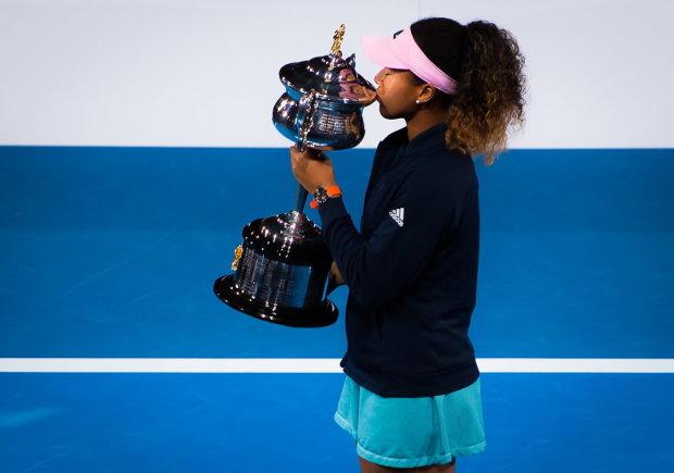 Наоми Осака выиграла Australian Open-2019 и стала первой ракеткой мира