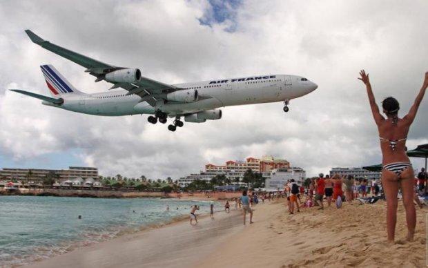 Глобальное потепление ударит по авиапутешествиям