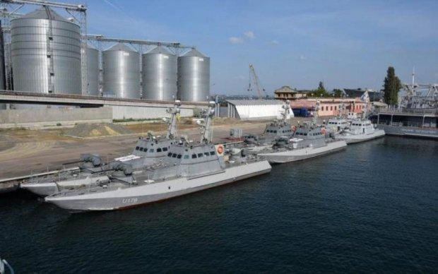 ВМС Украины показали, как защитят побережье: видео