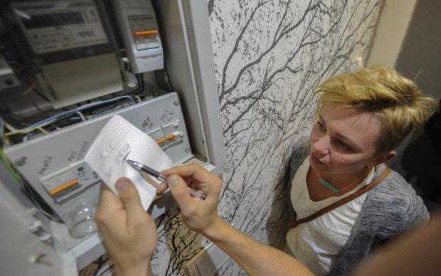 Куда отправлять показатели счетчиков: киевлянам добавили головной боли