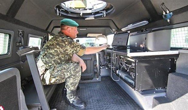 Українські прикордонники отримали нові комплекси зв'язку (фото)
