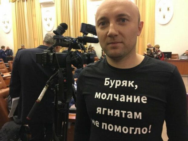 """Буряк, выходи: журналисты вызывают мэра Запорожье на разговор, """"молчание ягнятам не помогло"""""""