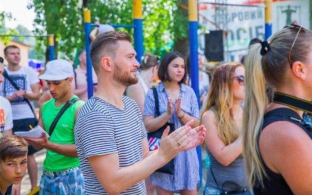 День молодежи в Киеве: украинцы похвастались новым рекордом